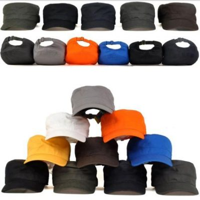 サバゲーでの帽子の種類