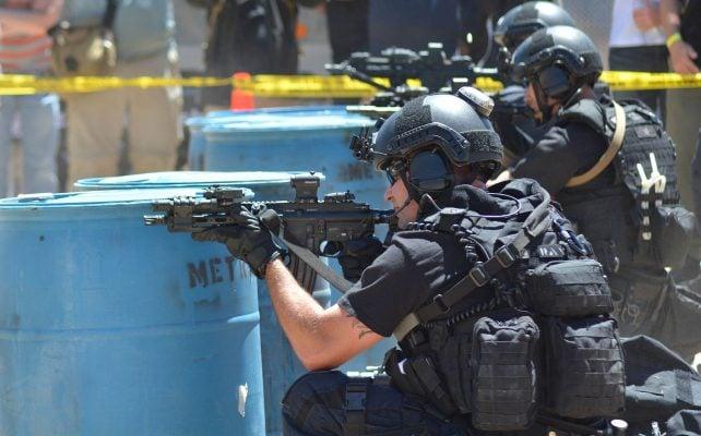 サバゲーにおけるswat装備について