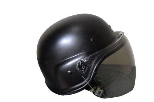 M88 ライオットシールド付き フリッツタイプヘルメット