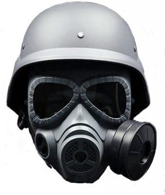 フリッツタイプのヘルメット