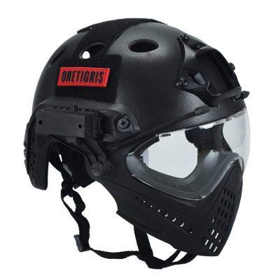 OneTigris 顔保護ヘルメット PJタイプ