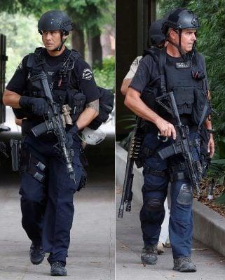 swat装備品