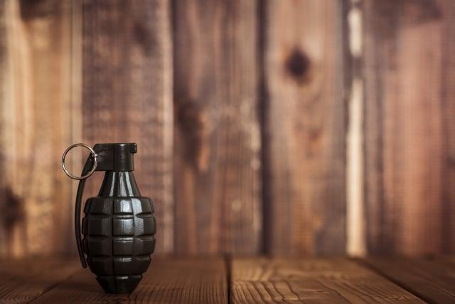 サバゲーで使える手榴弾