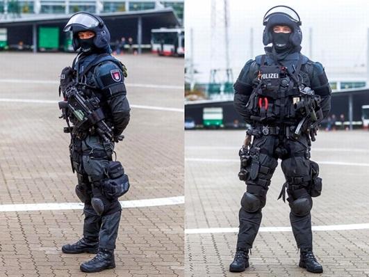 特殊部隊スタイル